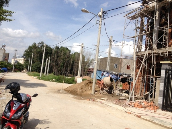 Bán đất gần đường Đào Sư Tích giá 980 triệu