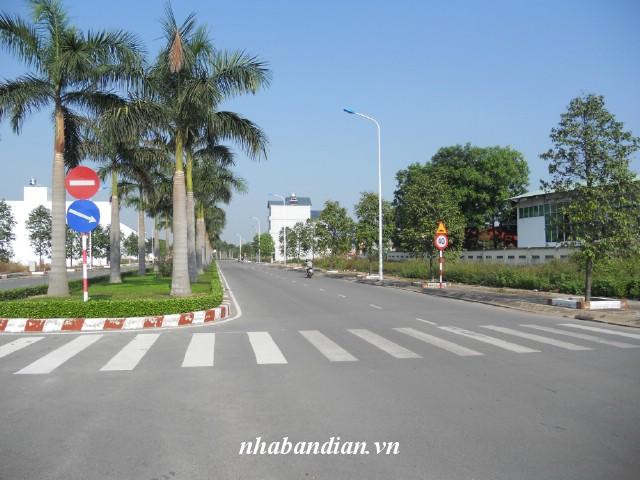 Bán đất 6x25m2 đường số 9 Trung Tâm Hành Chính Dĩ An giá 30 triệu/m2