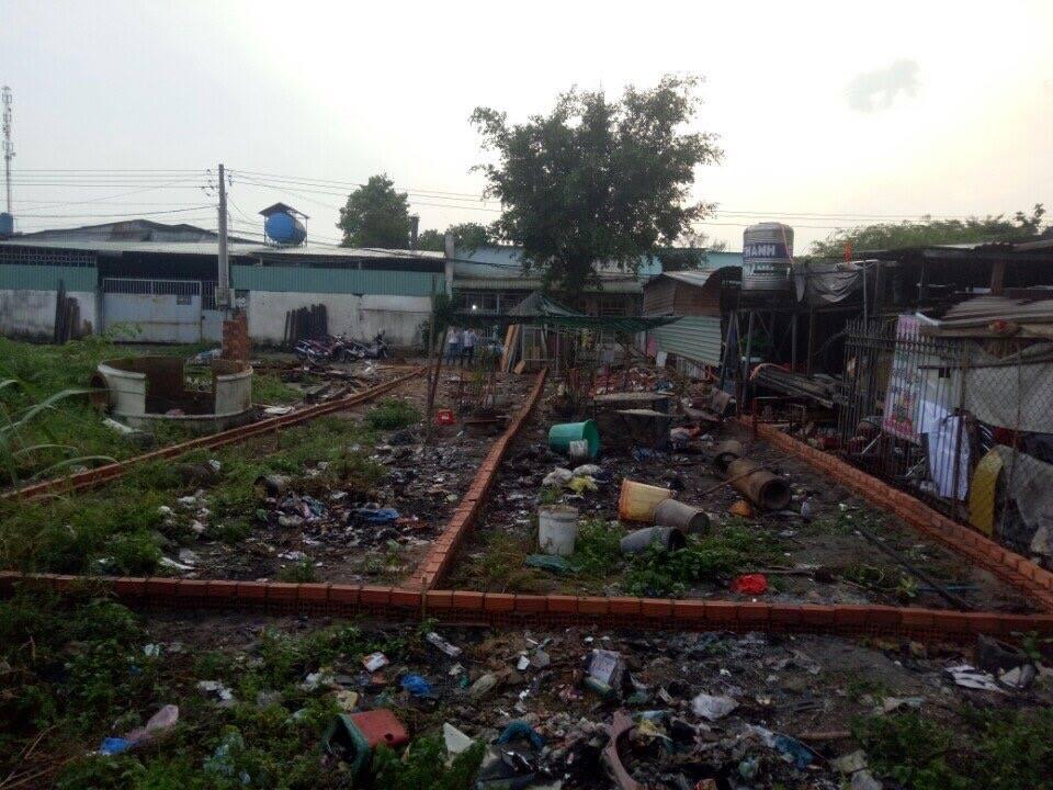 Bán đất gần UBND phường Tân Đông Hiệp