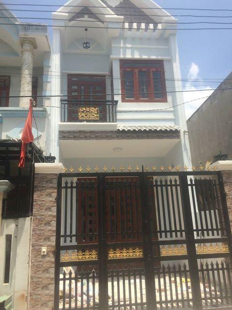 Bán nhà gần UBND Tân Đông Hiệp giá 1 tỷ 550 triệu