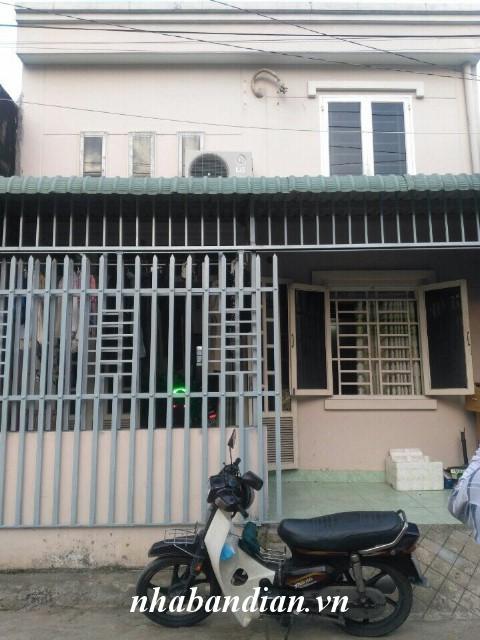Bán nhà dĩ an ngay trường học cấp 1,2,3 Đông Hòa giá 1 tỷ 250 triệu