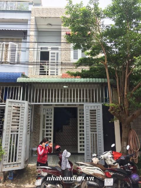 Bán nhà 60m2 gần Bệnh viện thị xã Dĩ An hỗ trợ vay vốn ngân hàng.