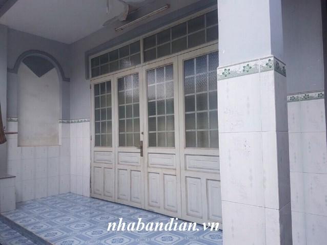 Bán nhà cấp 4 gác đúc 79m2 phường Đông Hòa gần chợ Dĩ An giá 890 triệu