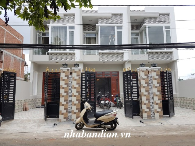Bán nhà mặt tiền kinh doanh 87m2 gần Bệnh viện thị xã Dĩ An giá 2 tỷ 350 triệu