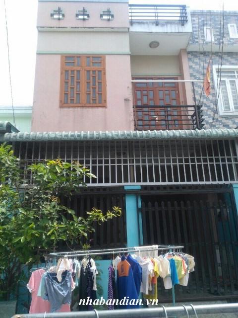 Bán nhà lầu 64m2 gần đường Nguyễn Thị Minh Khai Ngã Tư Chiêu Liêu giá 1 tỷ 450 triệu