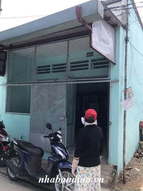 Bán nhà 40m2 gần đường Võ Thị Sáu và Siêu thị Big C giá 690 triệu.