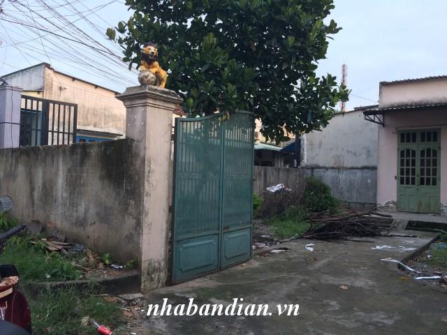 Bán đất mặt tiền đường nhựa Tân An 72m2 gần Bệnh viện thị xã giá 1.2 tỷ