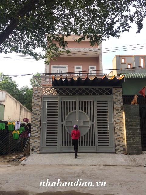 Bán nhà phố đẹp 117m2 trong Khu dân cư Tân An gần Ngã Tư Bình Thung gần đường ĐT-743