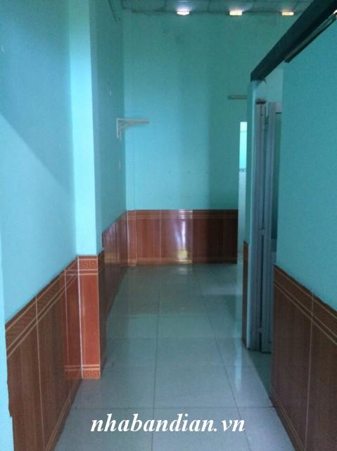 Bán nhà cấp 4 sổ hồng riêng 57m2 ở khu phố Thắng Lợi phường dĩ an giá rẻ