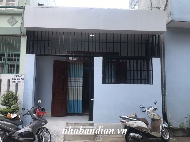 Bán nhà 42.5m2 sổ riêng đường thông sau lưng chợ Dĩ An 1 gần đường Trần Quang Khải giá rẻ
