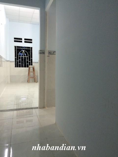 Bán nhà 60m2 khu phố Thắng Lợi gần đường Lý Thường Kiệt đi vào 70m