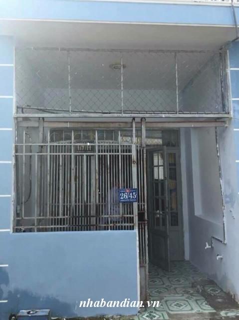Bán nhà cấp 4 diện tích 31m2 sổ hồng riêng gần Quốc Lộ 1K giá rẻ