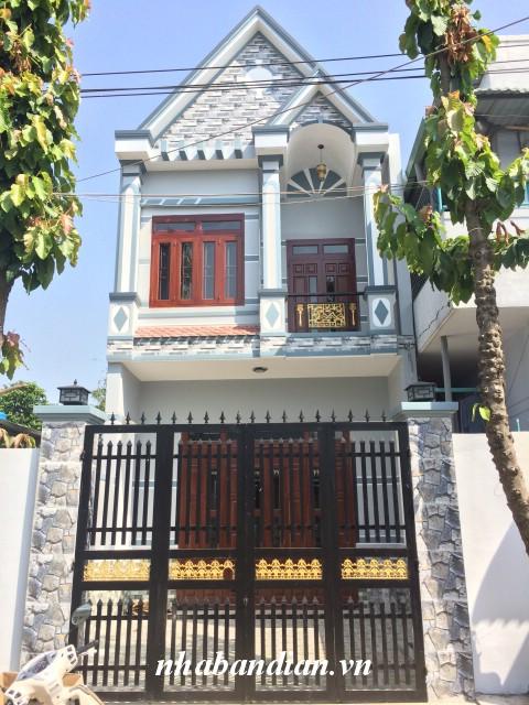 Bán nhà phố 100m2 gần ngay Làng đại học Quốc gia Tp Hồ chí Minh phường Đông Hòa