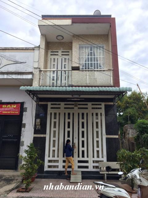 Bán nhà lầu 60m2 đường 10m gần ngay Ngã Tư Chiêu Liêu đường Lê Hồng Phong vào 100m
