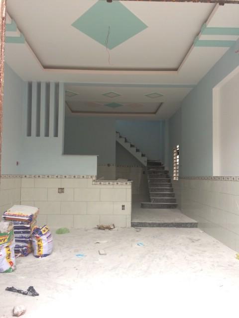 Bán nhà lầu sổ chung 47m2 gần ngay đường Mỹ Phước Tân Vạn giá rẻ