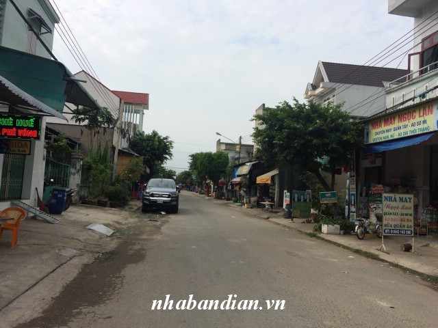 Bán đất dĩ an mặt tiền kinh doanh 150m2 cạnh KCN Sóng Thần gần chợ Xóm Vắng