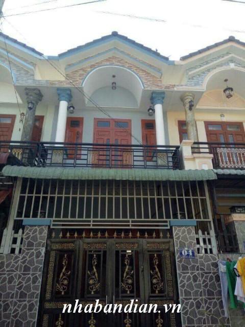 Bán nhà 60m2 đường 10m trong khu dân cư cao cấp gần đường Nguyễn Thị Minh Khai