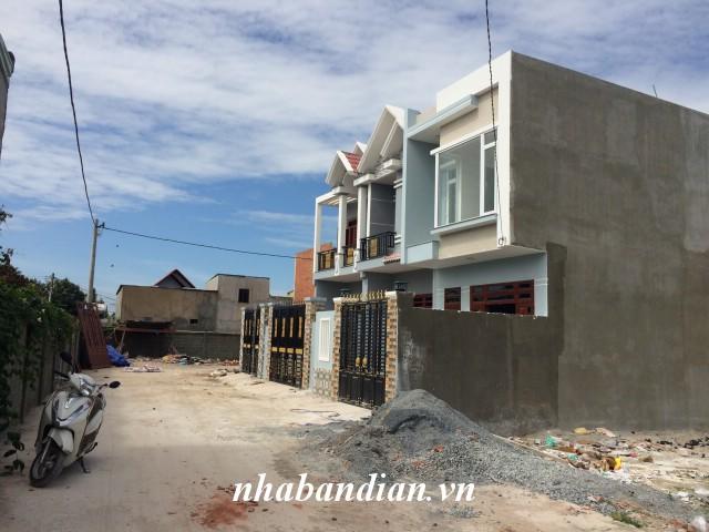 Bán nhà dĩ an gần Siêu thị Big C đường Võ Thị Sáu mới xây 1 trệt 1 lầu