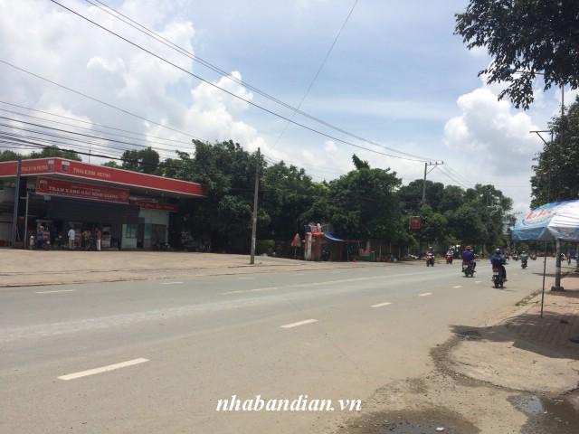 Bán đất mặt tiền đường Hai Bà Trưng 180m2 giá 25 triệu/m2