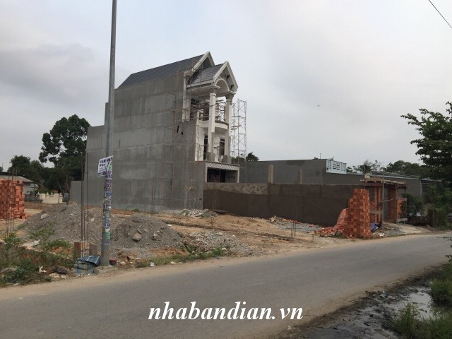 Bán đất mặt tiền đường Mạch Thị Liễu 118m2 giá 20.5 triệu/m2