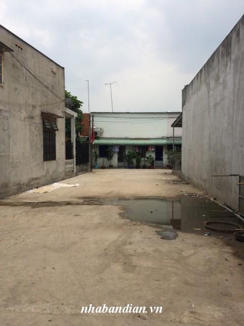 Bán nhà dĩ an giá rẻ 1 lầu ngay Bệnh viện thị xã Dĩ An chỉ 745 triệu