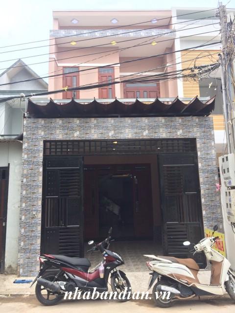 Bán nhà mặt phố hiện đại 116m2 kinh doanh tốt gần ngay Ngã Tư Bình Thung