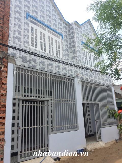 Bán nhà lầu 48m2 đường Tân An Ngã Tư Bình Thung giá rẻ