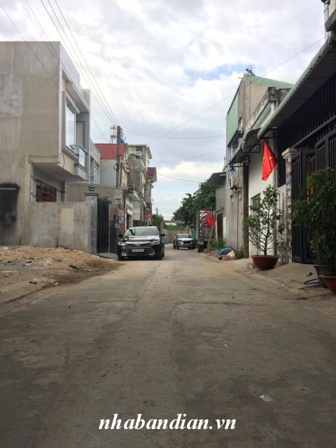 Nhà bán một lầu 75m2 đường 7m gần chợ Tân Long Tân Đông Hiệp