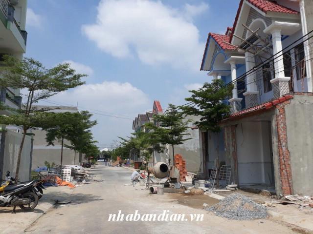 Bán lô đất đẹp 102.4m2 Ngay Vòng xoay An Phú khu dân cư Phú Hồng Thịnh III