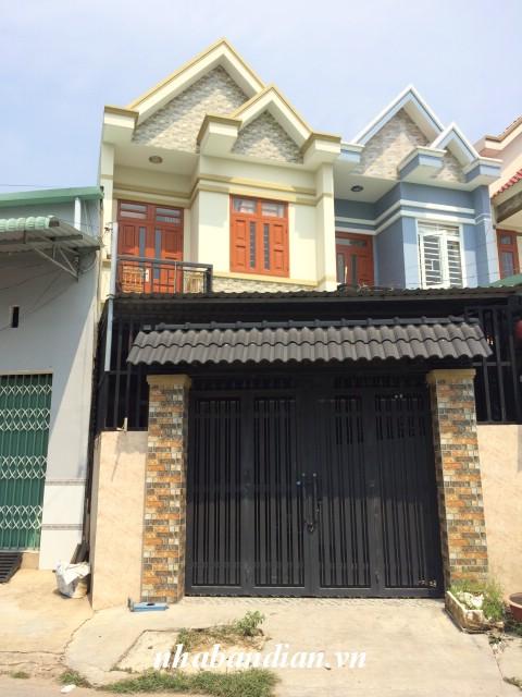Bán nhà mặt tiền kinh doanh 81m2 gần chợ Nội Hóa trục đường Quốc Lộ 1K