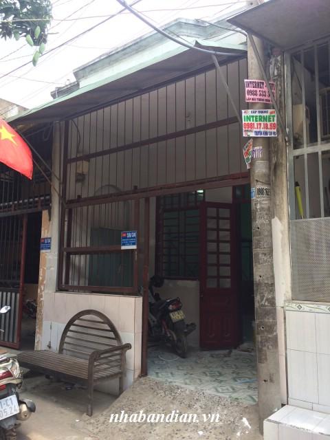 Bán nhà dĩ an giá rẻ gần chợ Tân Long trong khu dân cư ở đông vui