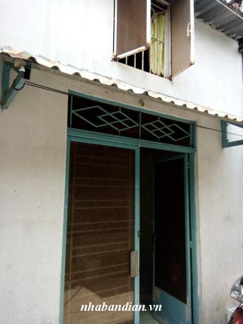 Bán nhà sổ chung giá rẻ gần đường Lý Thường Kiệt Dĩ An