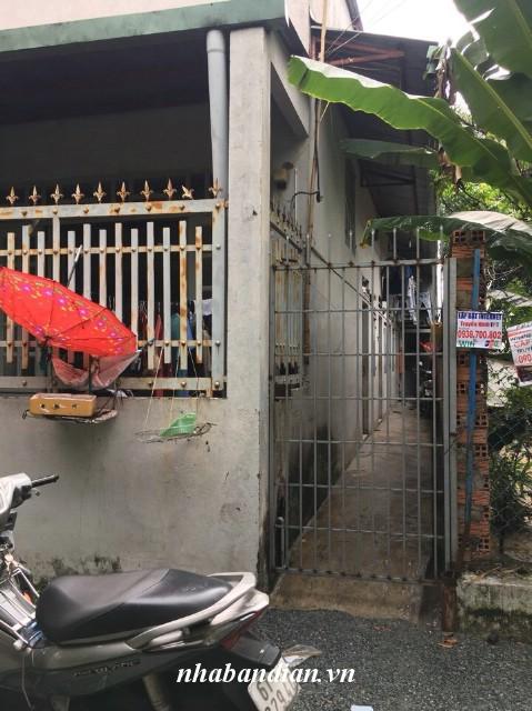 Bán dãy phòng trọ 5 phòng 1 ki-ốt gần đường số 11 Linh Xuân Thủ Đức
