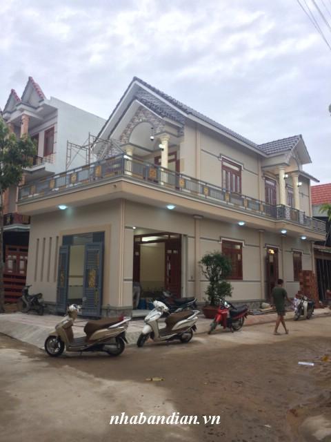 Bán nhà biệt thự 2 mặt tiền 98m2 gần Ngã Tư Bình Thung