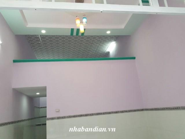 Bán nhà cấp 4 gác đúc sổ đồng sở hữu gần chợ Nội Hóa Quốc Lộ 1K