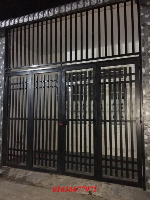 Bán nhà Dĩ An cấp 4 đẹp nằm gần cổng Tân Đông Hiệp B