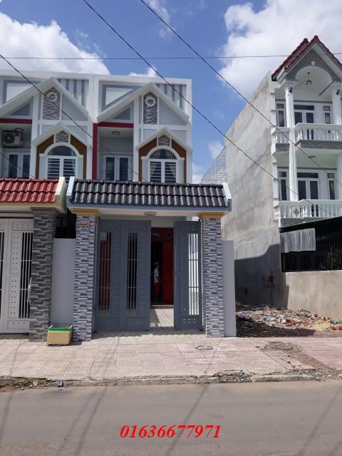 Bán nhà Dĩ An 1 trệt 1 lầu có diện tích 103m2 nằm trên đường Trần Hưng Đạo