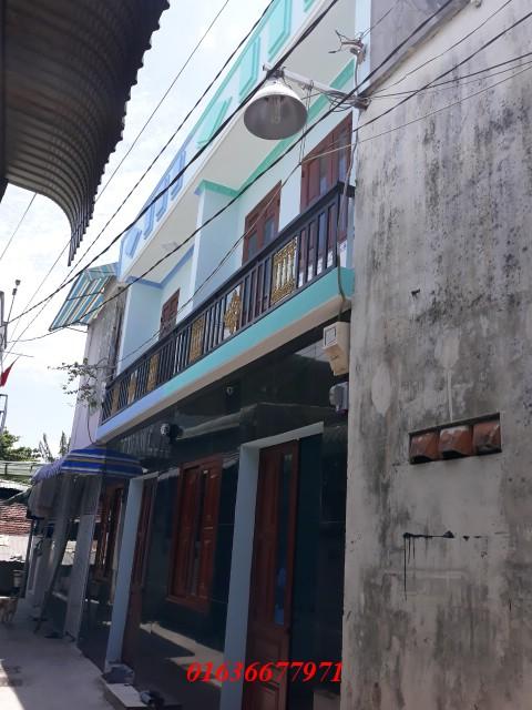 Bán nhà Dĩ An 1 trệt 1 lầu đẹp nằm trong khu phố Thắng Lợi 2 phường Dĩ An