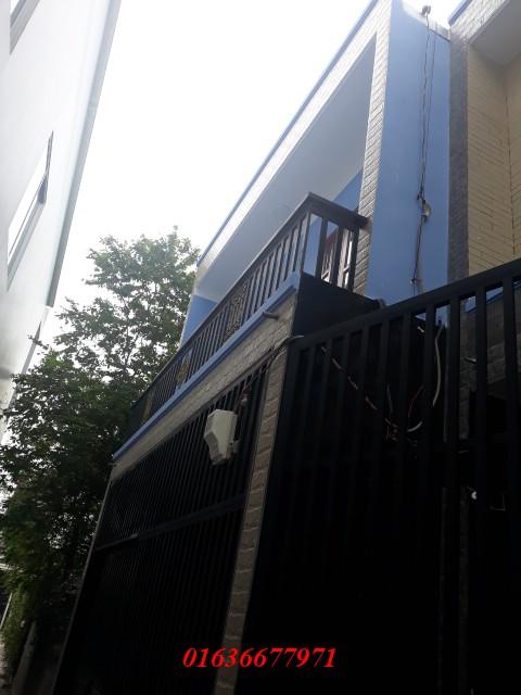 Bán nhà Dĩ An 1 trệt 1 lầu đẹp nằm trong khu phố dân cư đông đúc thuộc phường Dĩ An