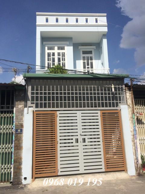 Bán nhà lầu 71m2 gần ngay trường học Dĩ An giá rẻ