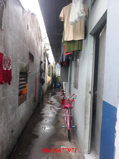 Bán nhà Dĩ An 1 trệt 1 lầu và 4 phòng trọ đang cho thuê thuộc khu phố Đông Hòa