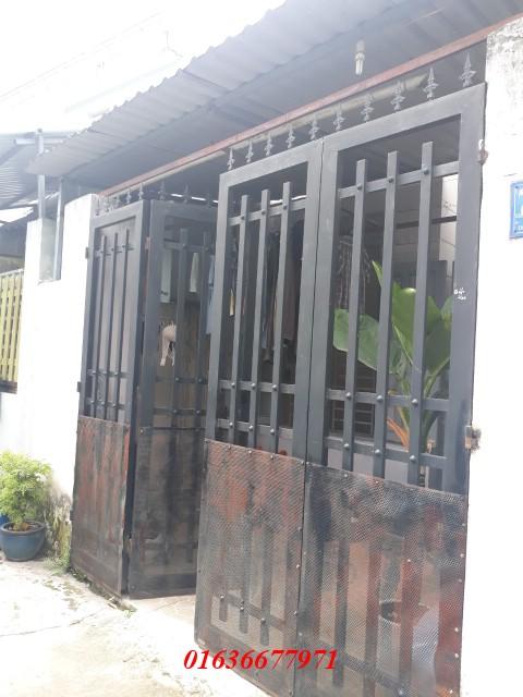Bán nhà cấp 4 đẹp nằm trên đường lớn Nguyễn An Ninh