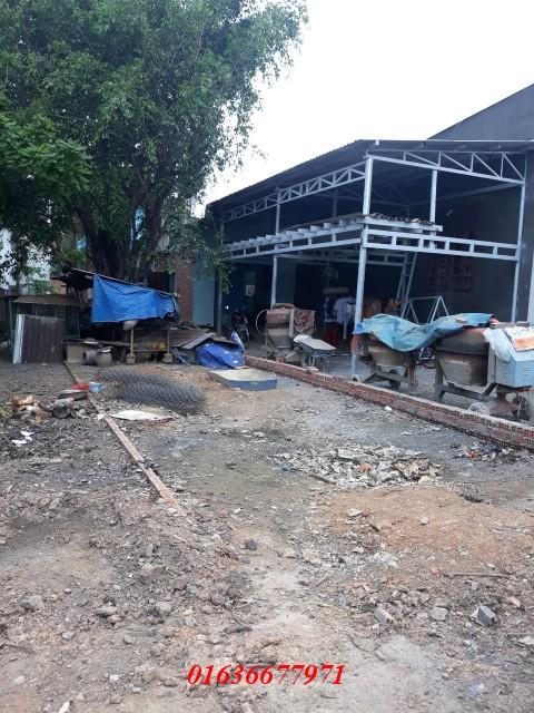Cần bán gấp đất nền đẹp nằm trong khu phố Bình Thung 1 phường Bình An