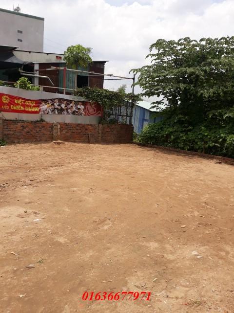 Bán đất dĩ an 100m2 nằm trên đường Thống Nhất