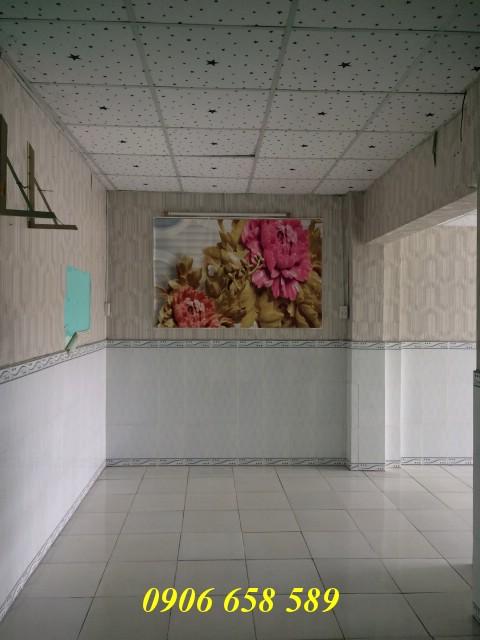Nhà mặt tiền nhựa 7m diện tích 45m2 sổ hồng riêng giá cực rẻ