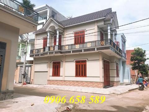 Bán biệt thự hai mặt tiền 77m2 ở gần Ngã Tư Bình Thung đường 10m