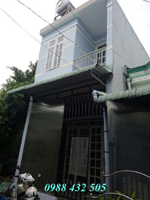 Bán nhà lầu 45m2 ở trung tâm phường Tân Đông Hiệp