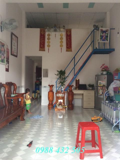 Bán nhà cấp 4 gác lửng 48.8m2 gần Ngã Ba Cây Lơn đường Trần Hưng Đạo