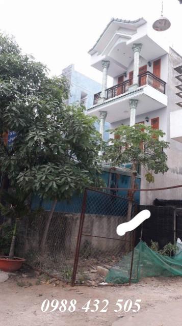 Bán nhà hai lầu 96.6m2 đã hoàn công gần Ủy ban phường Tân Đông Hiệp