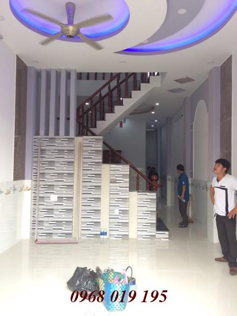 Nhà bán dĩ an 86m2 mới xây một lầu gần ngay chợ Đông Hòa